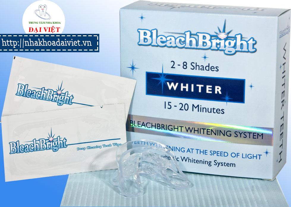thuốc tẩy trắng răng BleachBright